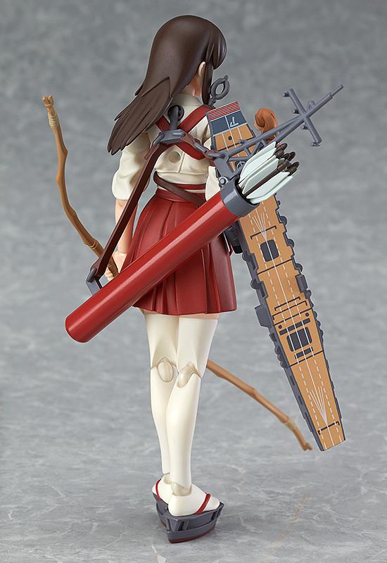 Anime & Manga Action Figures Figma 222 Kankore Collection ~ Akagi Max Factory Opened